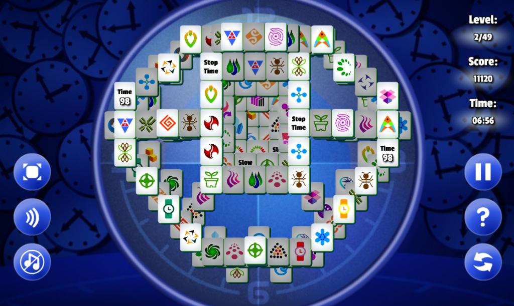 Dart Time Mahjong Screenshot