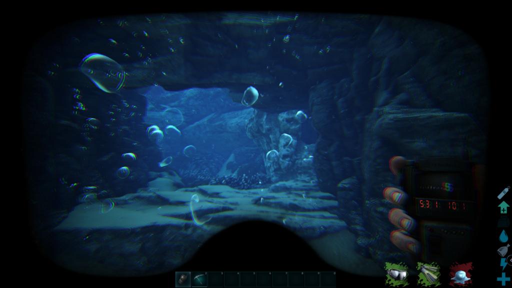 Ark Island Map Cave Locations - Caverns of lost faith Screenshot.